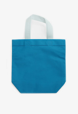 Bottom Gusset Handle Bag (Fold-out Type)