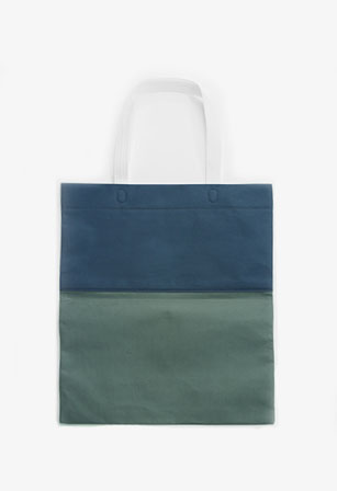 Twin-colored Bag