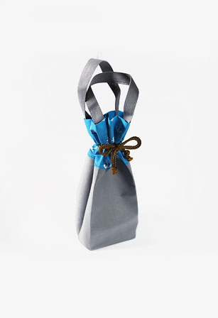 Drawstring Wine Bag